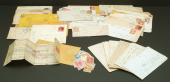 Collection of Civil War Letters  $1,900