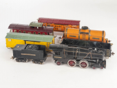 Ives 1134 freight set $6,000