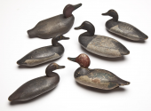 Six Decoys  $3,000