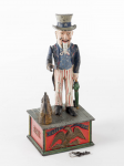 Uncle Sam Mechanical Bank, $2,900