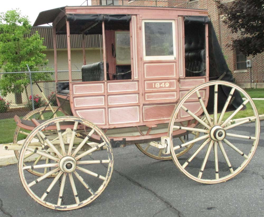 1849 Stage Coach