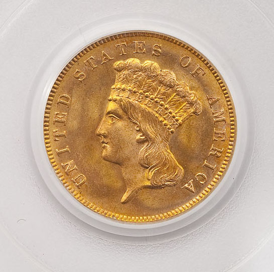 1888 PCGS Gold Coin
