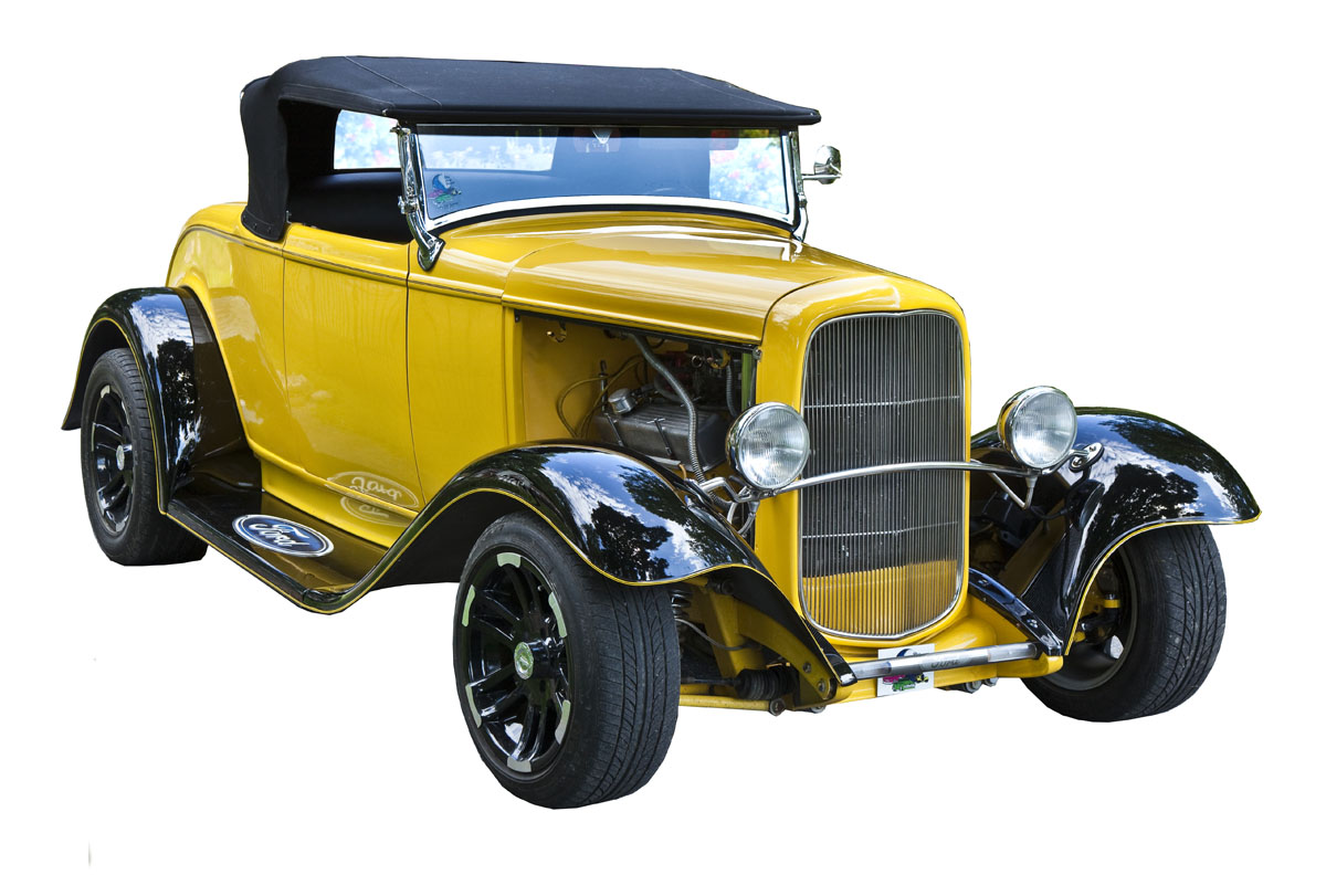 1932 Ford Coupe Kit Car ($6,000-8,000)