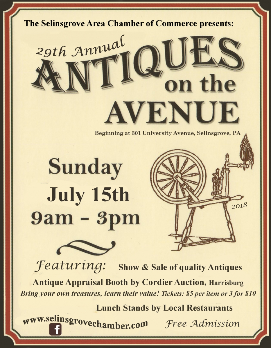 Antiques on the Avenue
