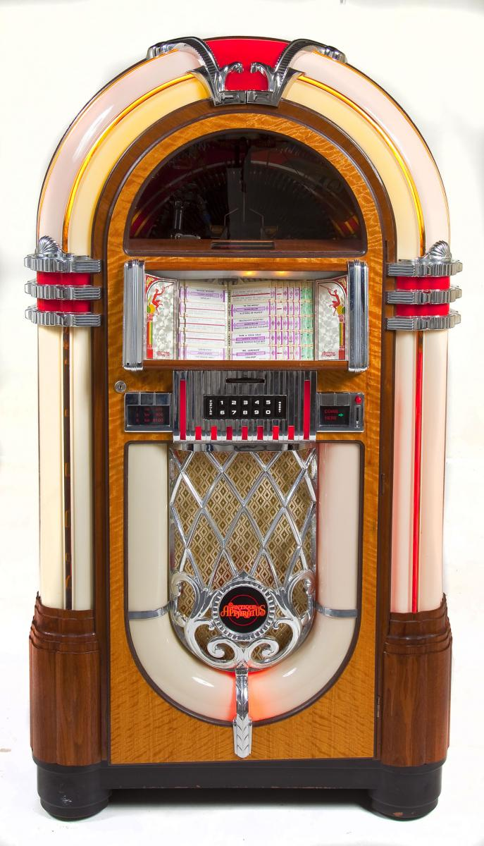 Antique Apparatus Replica Jukebox ($1,700)