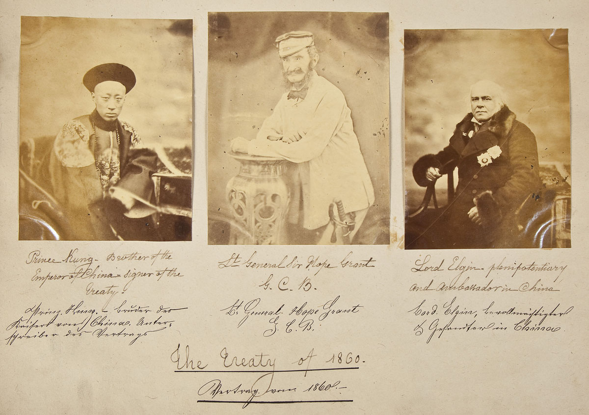 Felice Beato Second Opium War Photograph Album ($410,000)