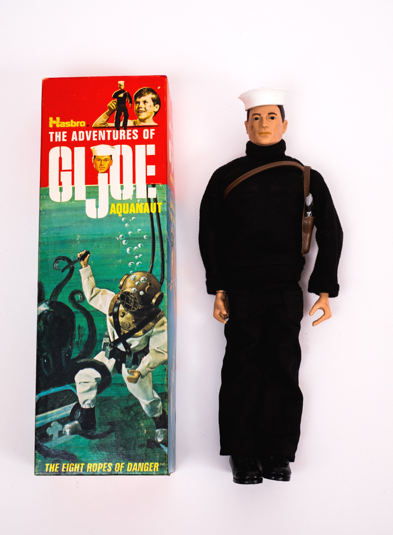 GI Joe Aquanaut