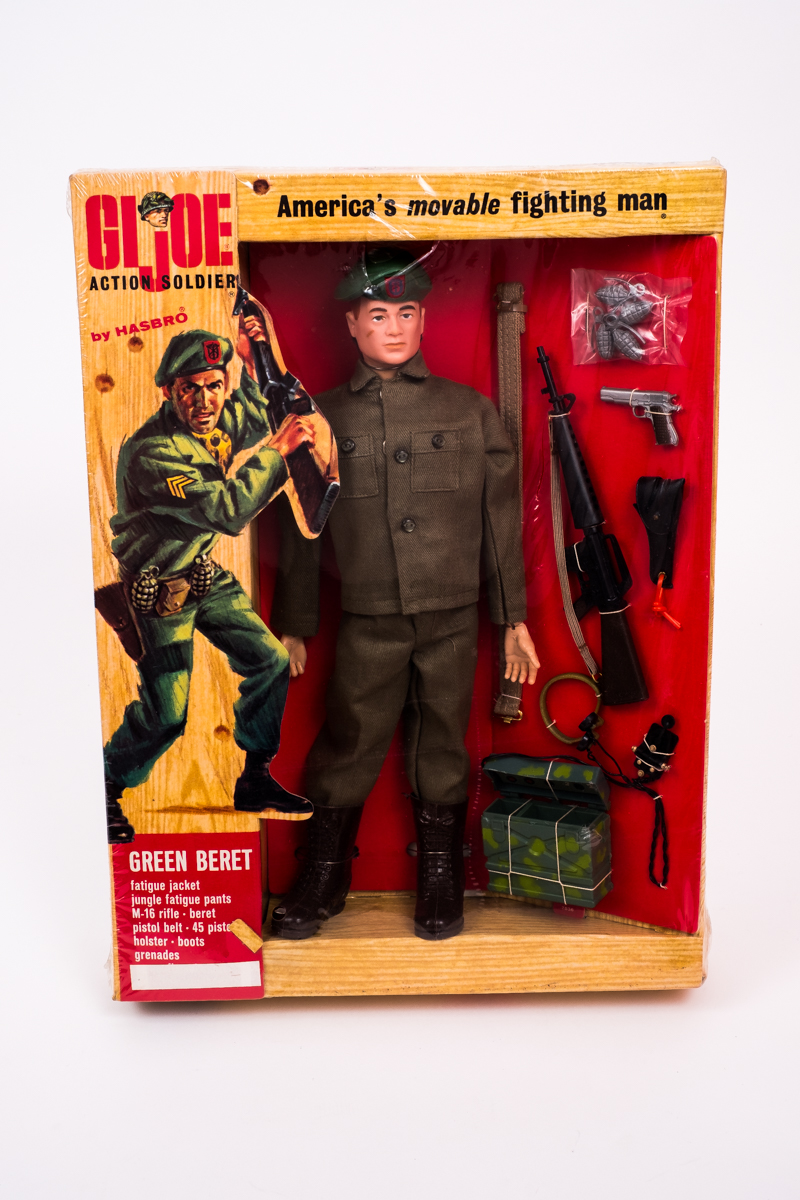 GI Joe Green Beret
