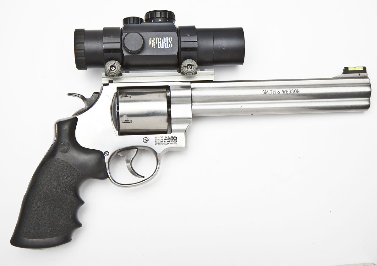 Smith & Wesson Model 657-5 Limited hunting Edition Revolver - .41 Magnum ($1,100)