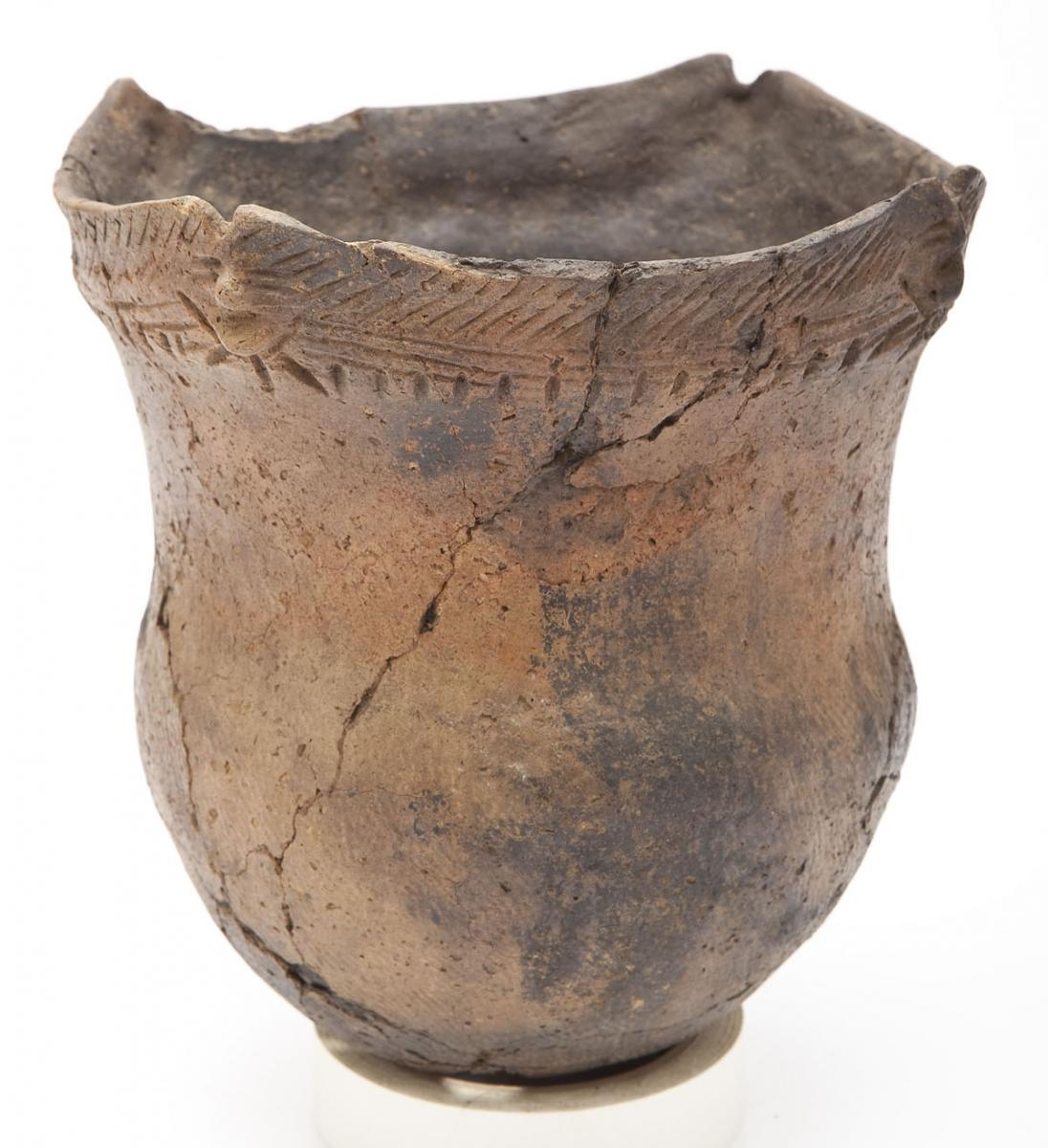 Washington Boro Incised Pot