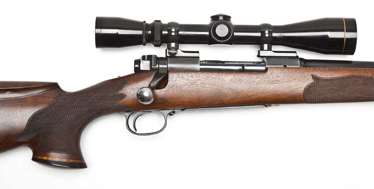 Winchester Model 70 Pre-64 Rifle ($1,800)